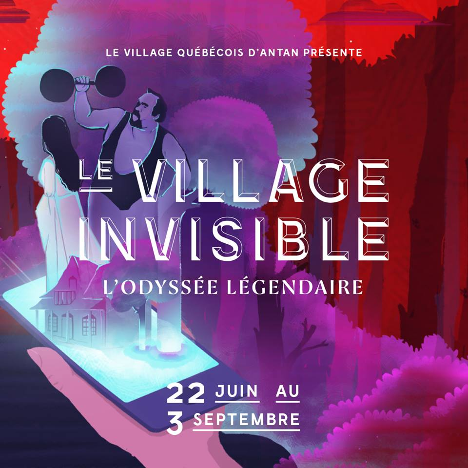 Image du village Invisible